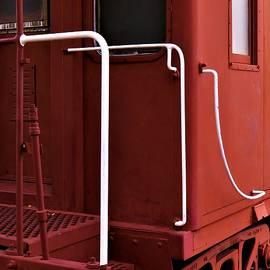 Light Rail by Frederick Hahn