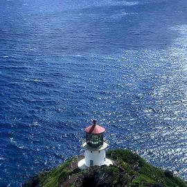 Lighthouse O'ahu by Neal Alicakos