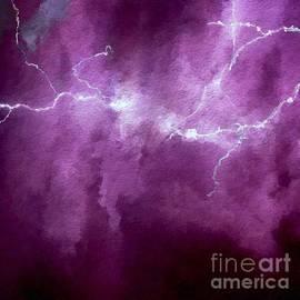 Lightning Crashes  by Breena Briggeman