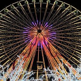 Andrea Rea - Lille Ferris Wheel
