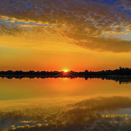 Lima Sunrise by Dan Sproul