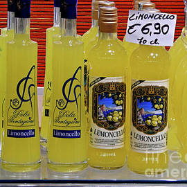 Limoncello Selection by Peter Horrocks