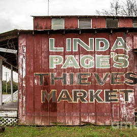 Linda Page's Thieves Market by Norma Brandsberg