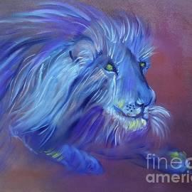 Lion Heart 11 by Jenny Lee
