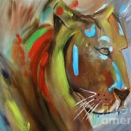 Lion Heart by Jenny Lee