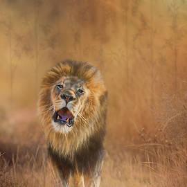 Lion Roar by Patti Deters