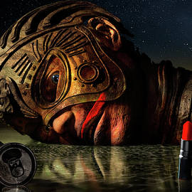 Lipstick by Carlos Lapellegrina