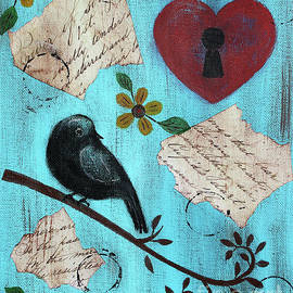 Little Black Birdie by Tina LeCour