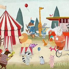 little carnival by Bri Buckley