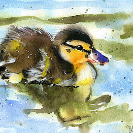 Little Duck by Dora Hathazi Mendes