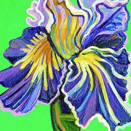 Little Iris by Genevieve Esson