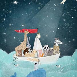 little nautical explorers by Bri Buckley