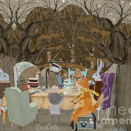 Bri Buckley - little tea party