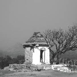 Little Temple - Hampi by Neha Gupta