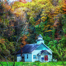 Debra and Dave Vanderlaan - Little White Church in the Smoky Mountains