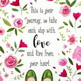 Live From Your Heart by Elizabeth Robinette Tyndall