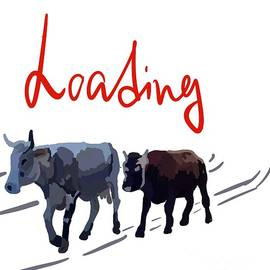 Loading by Maria Gunby