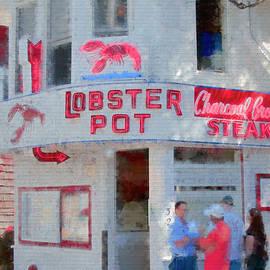 Lobster Pot by Brian Birrell