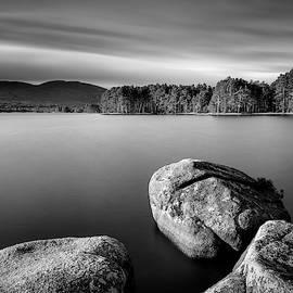 Loch Garten by Dave Bowman