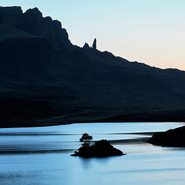Loch Leathan And The Storr by Nicholas Blackwell
