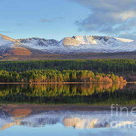 Loch Morlich, Scotland by Arterra Picture Library