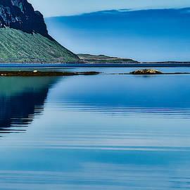 Loch Na Keal Reflections - Scotland by Stuart Litoff