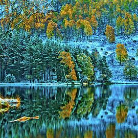 Loch Pityoulish by David Ross