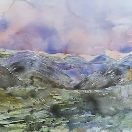 Loch Quoich, Scotland  by Robert Hogg