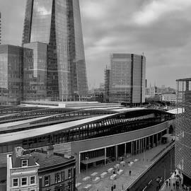 London Bridge Station by Debra Grace Addison