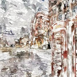 Mario Carini - London City Street