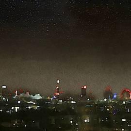 London Fog by John Meader