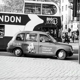 London  by Jenny Potter