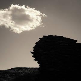 Lone Cloud IIi Toned by David Gordon