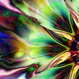 Lone Flower by Kiki Art