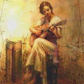 Lonely Nights by Boghrat Sadeghan