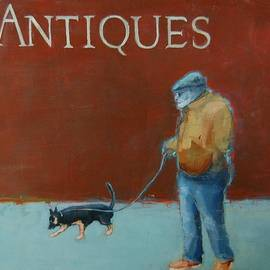 Long Walk With a Small Dog by Jean Cormier