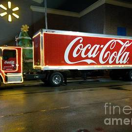 Look what pulled in at the Walmart parking lot by Donna Brown
