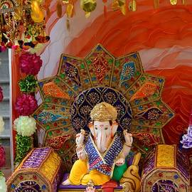Lord Ganapati  by Sonali Gangane