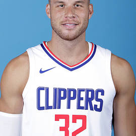 Los Angeles Clippers 2017 Media Day by Juan Ocampo