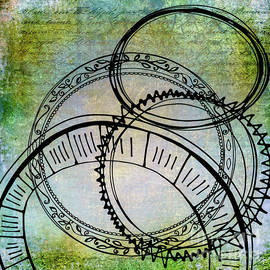 Lost Circles of Conversation by Janice Pariza