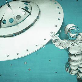 Lost in Space by Sharon Kalstek-Coty
