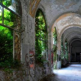 Lost Place in Milan by Joachim G Pinkawa