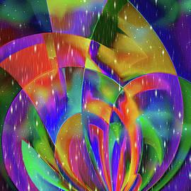 Lotus in Bloom by Grace Iradian