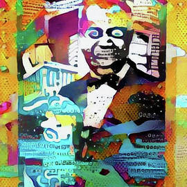 Louis Armstrong What a Colourful World by Nina Silver