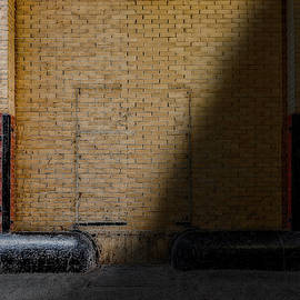 Louisville Downtown Alley Shadow  -  alleyshadowlouisvilleky118894 by Frank J Benz
