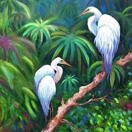 Love Birds by Doris Chou