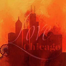 LOVE Chicago by Terry Davis