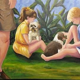 Love My Puppy by Rosie Sherman