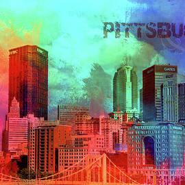 Love Pittsburgh by Terry Davis