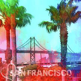 LOVE San Francisco 2 by Terry Davis